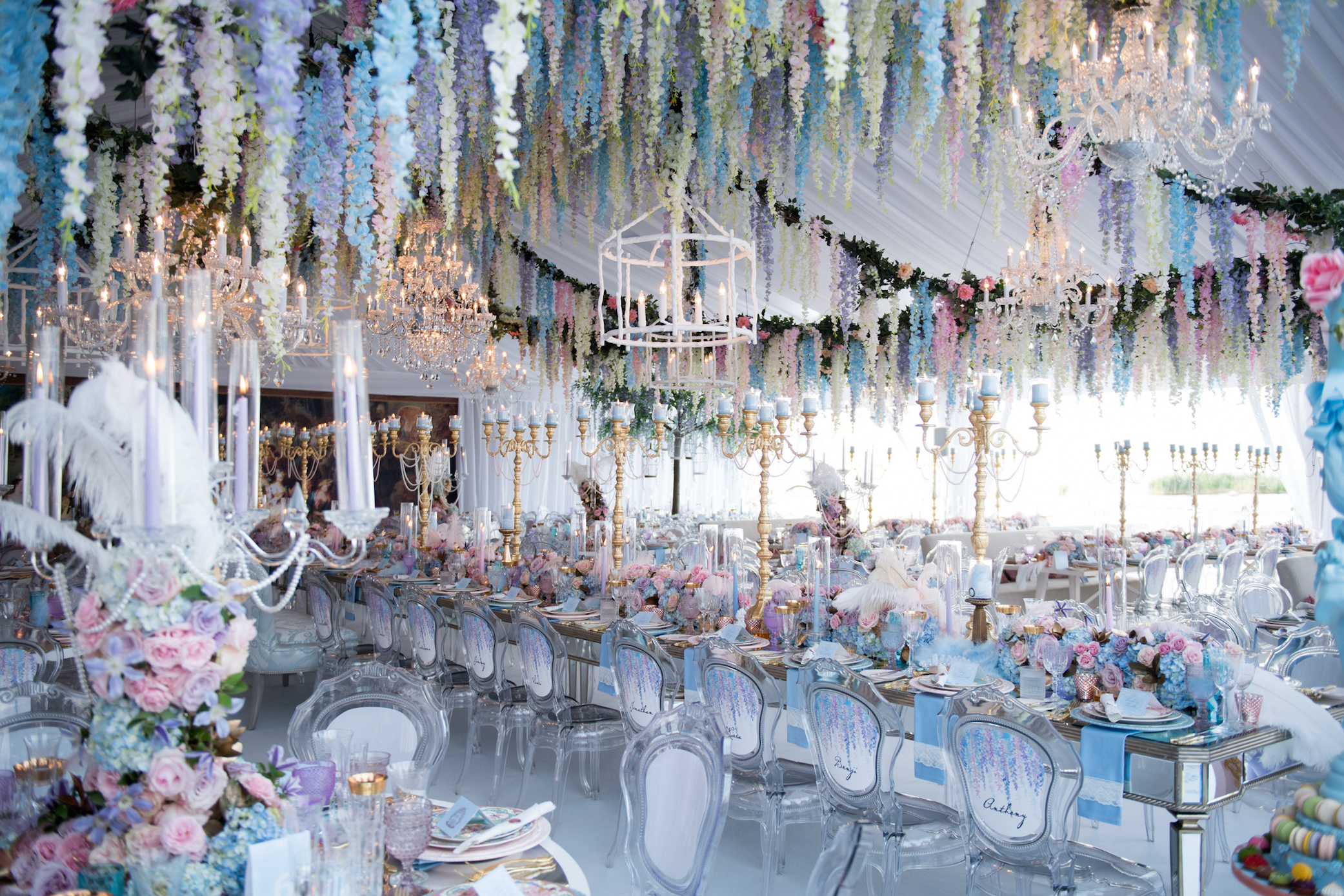 Jenna Bitove & Nick Freda Wedding Bliss Events