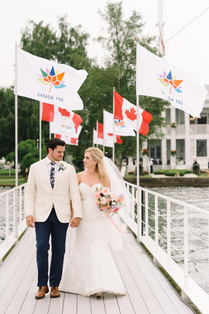 RCYC Wedding Toronto Bliss Events