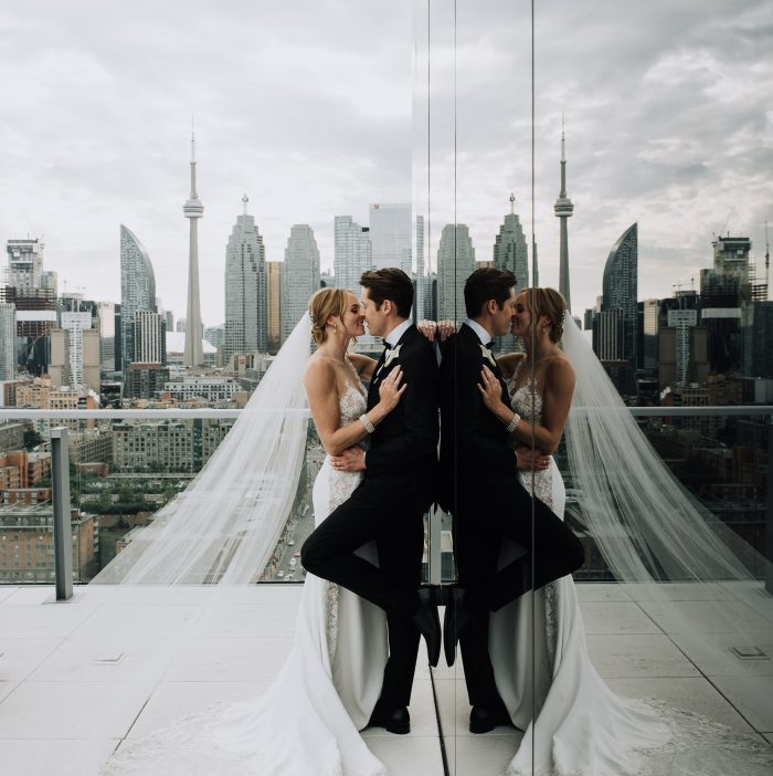 Globe and Mail Centre Wedding Toronto Bliss Events