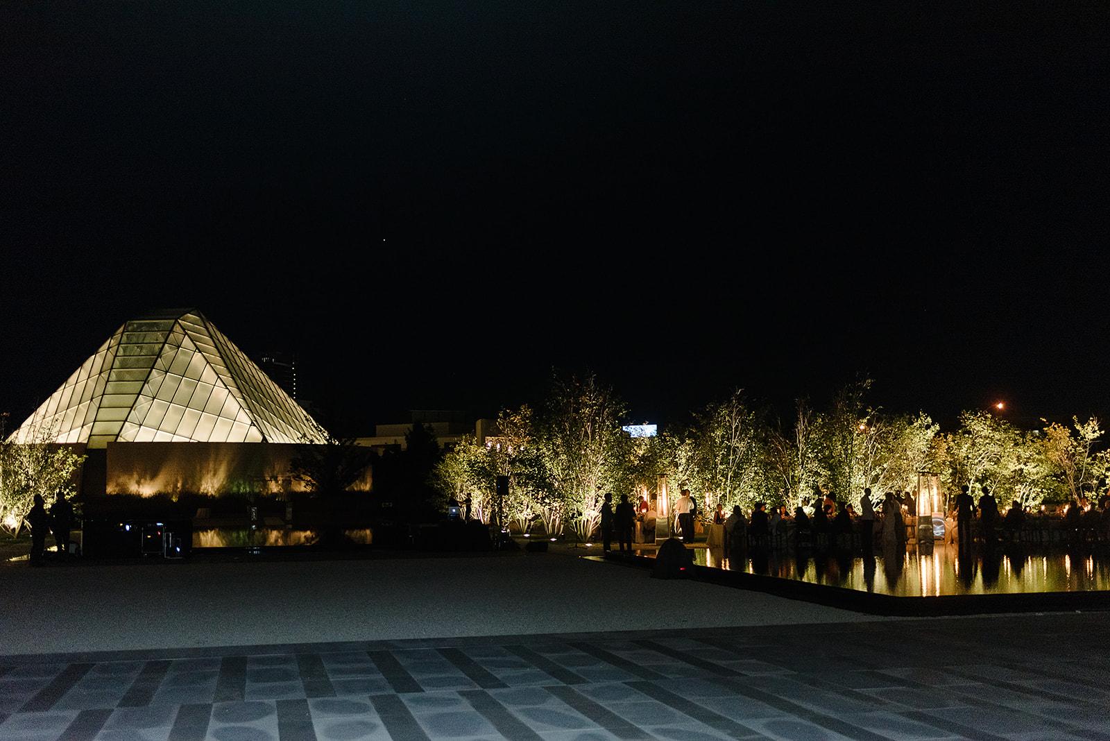 Aga Khan Museum: Daria and Shamez Wedding (2 of 2)