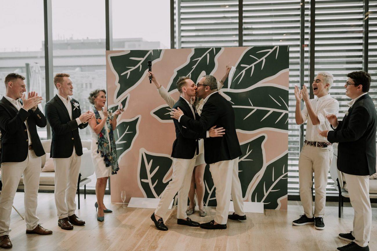 Peter + Marcus Wedding