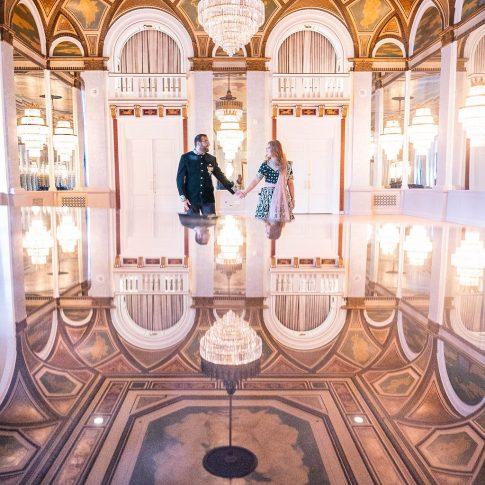 Fairmont Royal York Hotel Wedding Toronto Bliss Events